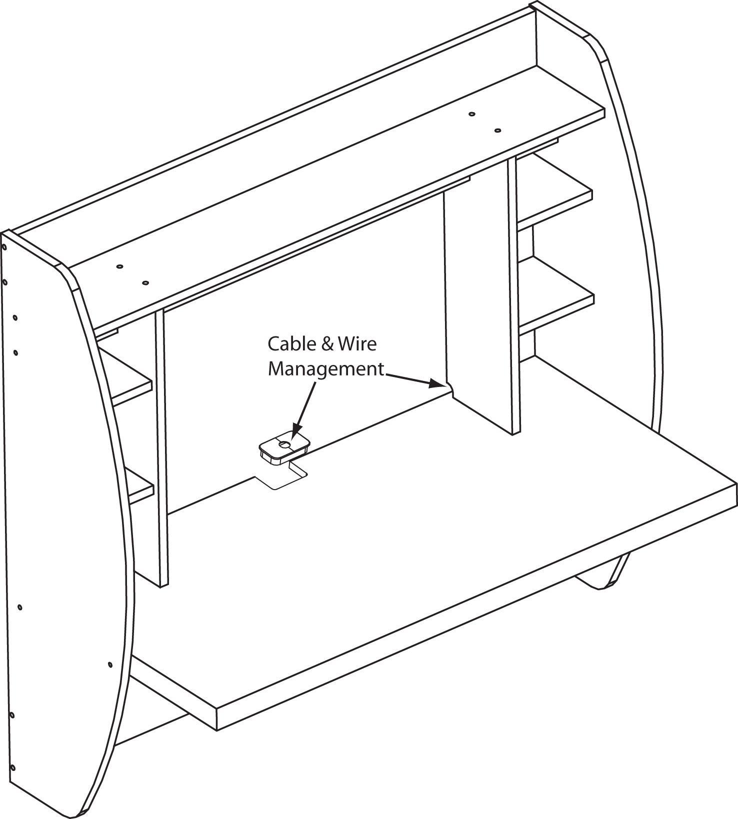 Prepac Floating Desk With Storage Escritorio Flotante Planos De Muebles Escritorio De Madera