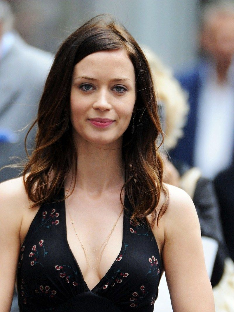 Emily Blunt (born 1983 (naturalized American citizen) nude photos 2019