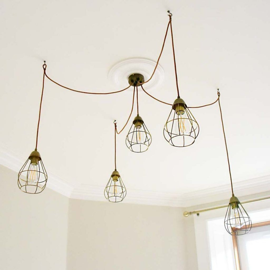 19 Cheerful Ikea Hacks That You Ll Want To Recreate Ikea Pendant Light Ikea Hack Ikea Light Fixture