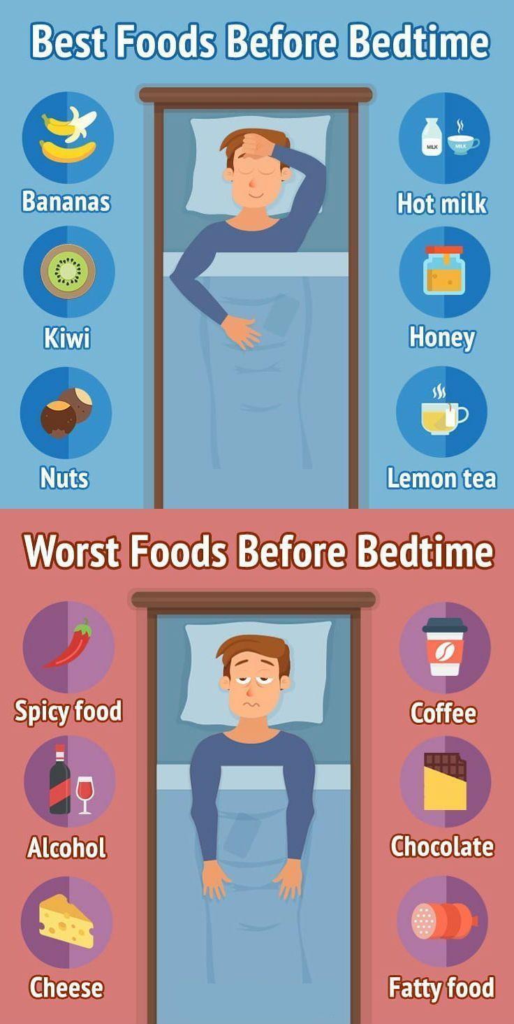 6 Die besten proteinreichen Mahlzeiten vor dem Schlafengehen