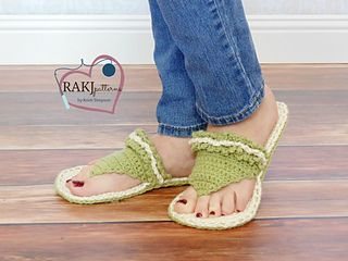 Tranquil Slippers Crochet Patterns Sizes: Women USA shoe size 5-6, 7-8 and 9-10.  Each size is written separately. Pattern by Kristi Simpson