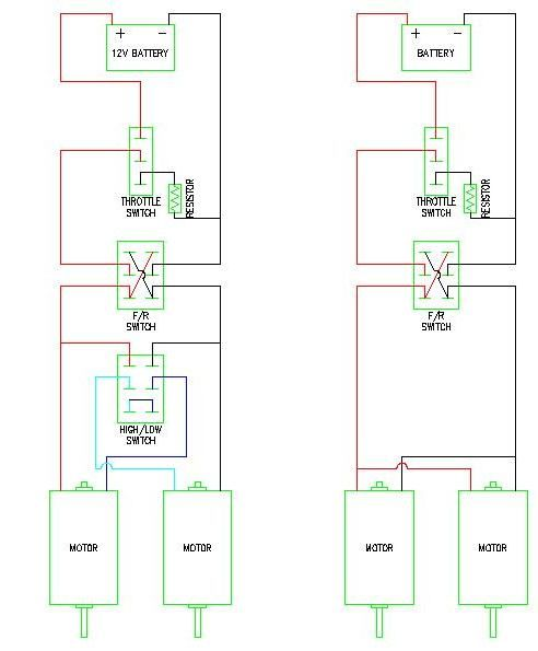 Wheel Power Switch Wiring Diagram All Wiring Diagram