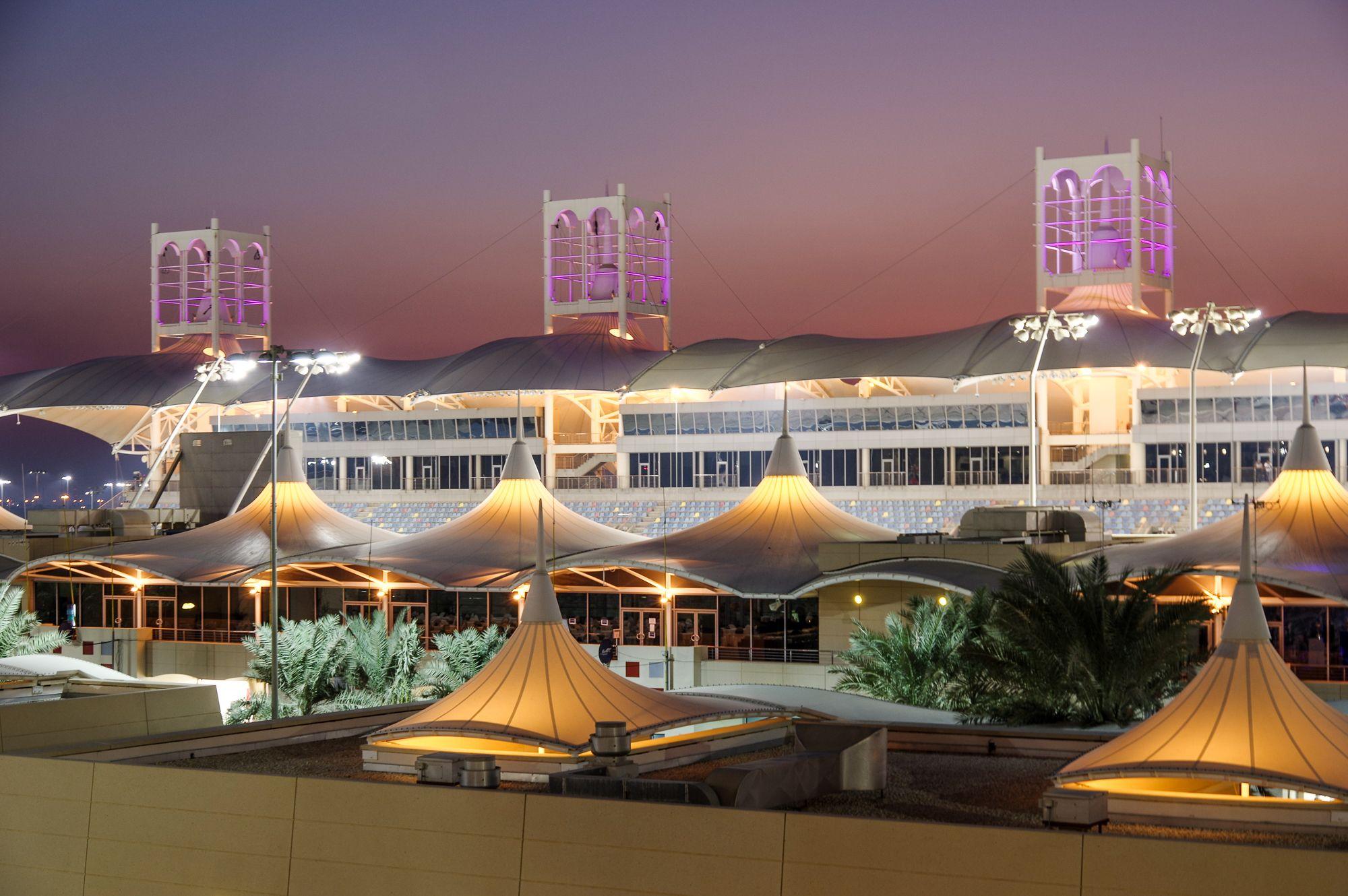 Bahrain, Hospitality FIA WEC; 2015