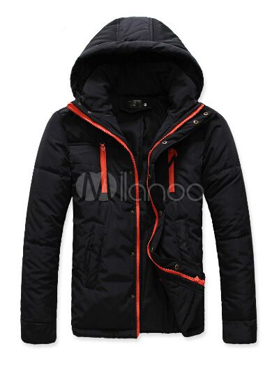 Thickened Hooded Jacket - Save Up to 70% Off on fabulous fashion trend products at Milano with Coupon and Promo Codes.