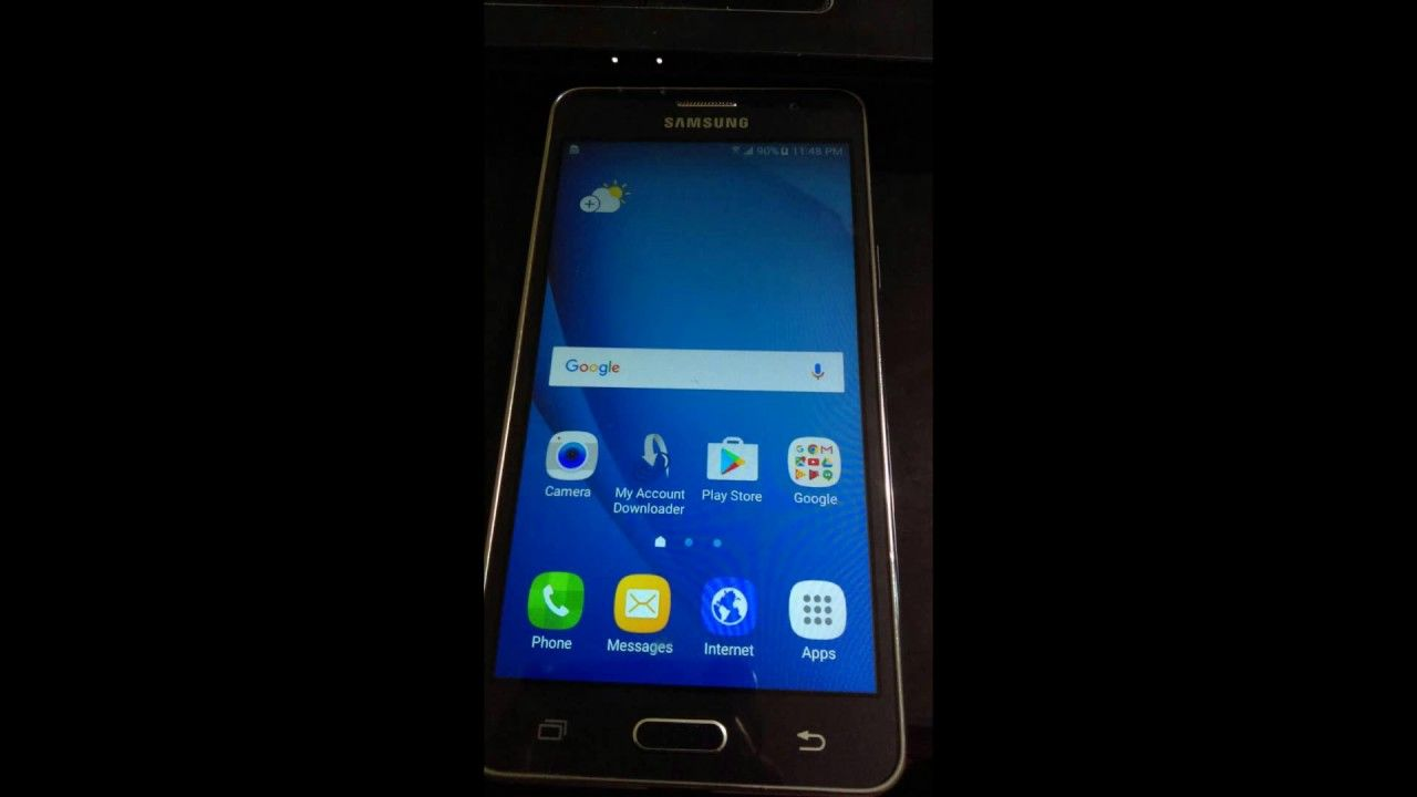 Unlock network Samsung Galaxy On5 S550TL Straight Talk TracFone