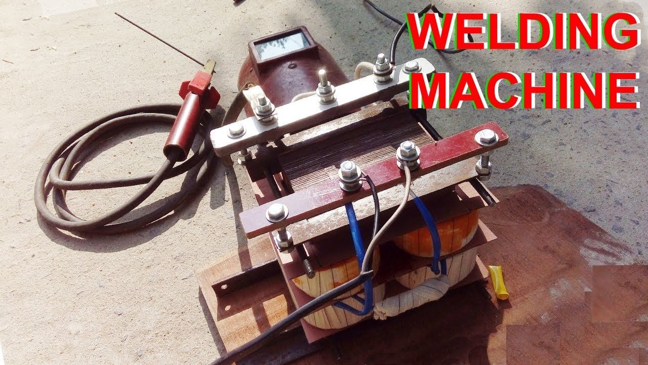 100 Amp Welding Machine How To Make At Home Diy Spot Diagram