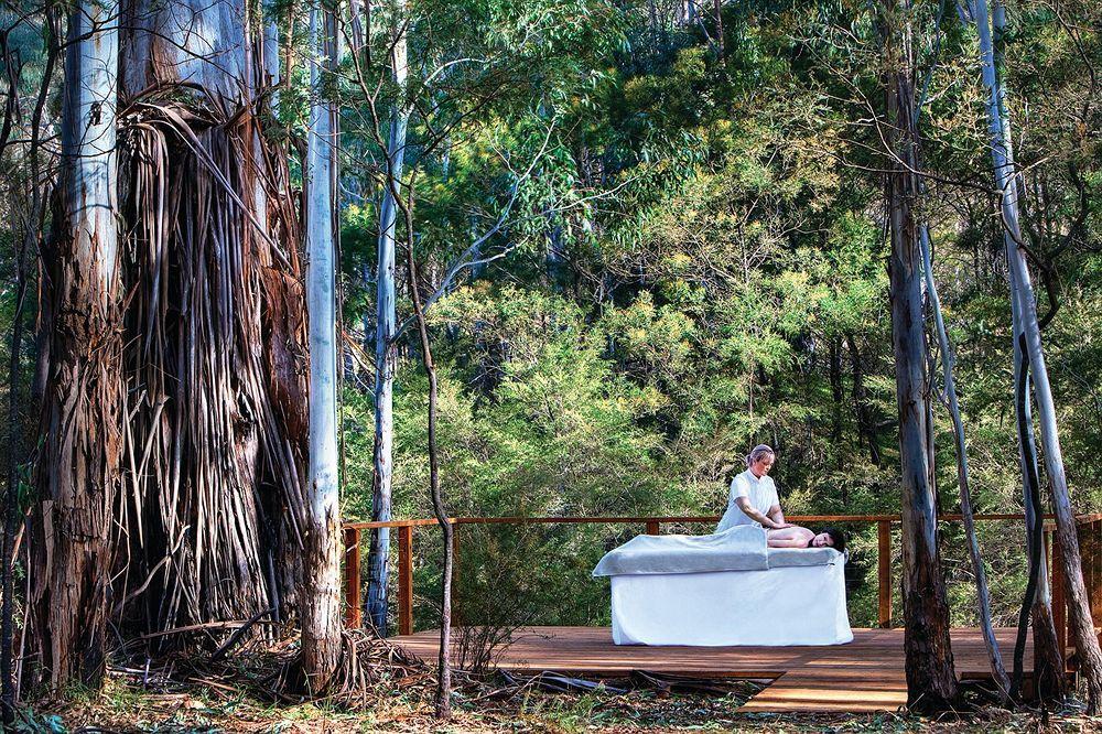 Spa at Emirates Wolgan Valley Resort & Spa, Wolgan Valley, New South Wales, Australia