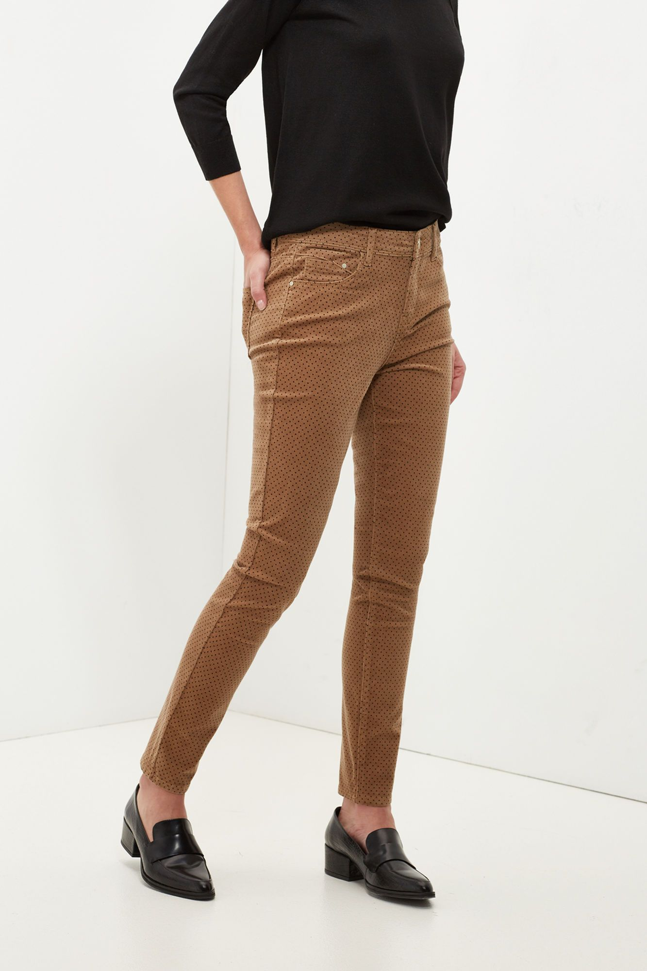 Pantalon Skinny De Pana Pantalones Cortefiel Pantalones De Pana Pantalones Ropa