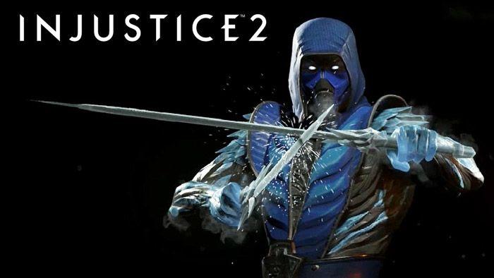 Injustice 2 Introducing Sub Zero Trailer Injustice Injustice 2 Sub Zero