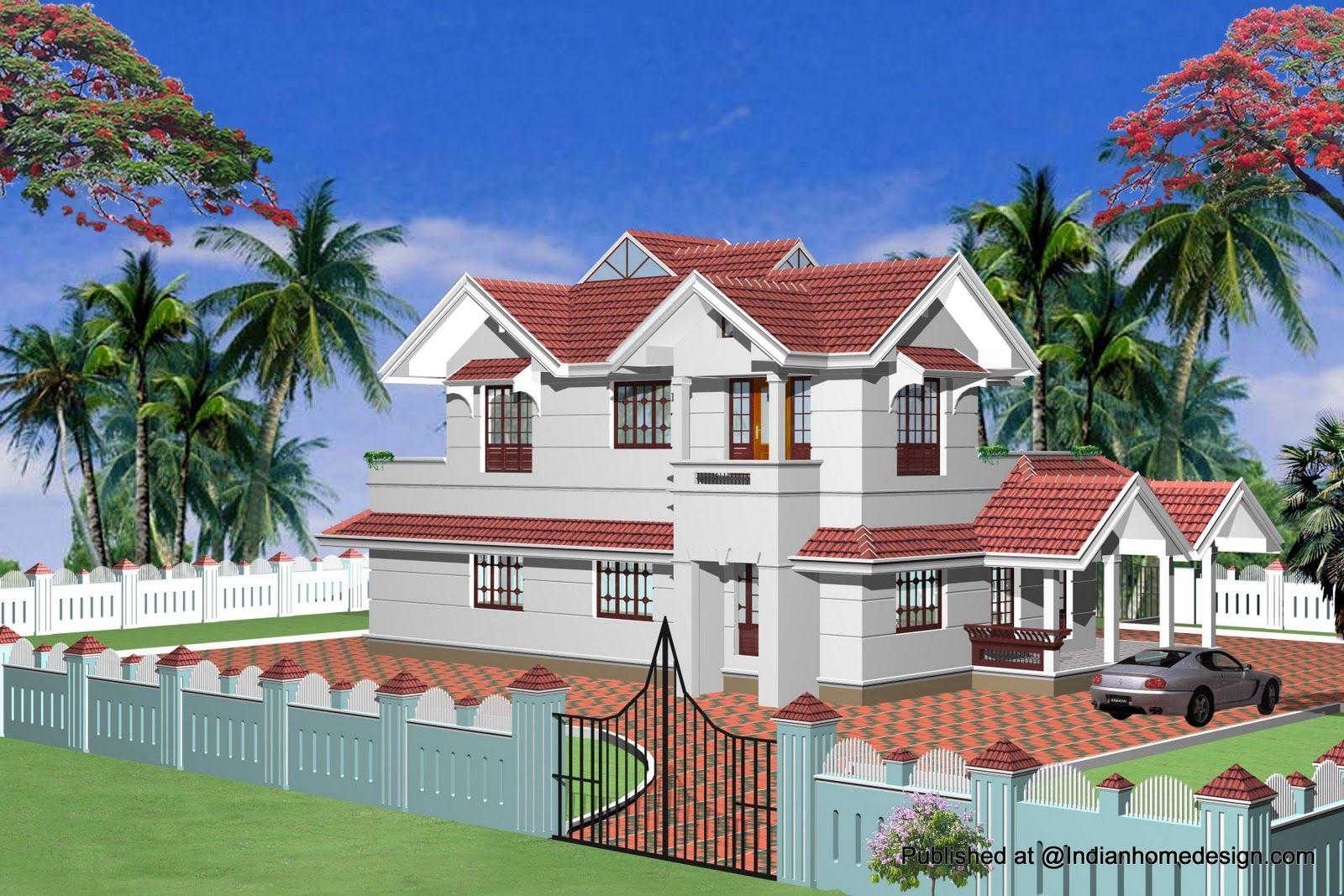 Exterior house plans - Interior And Exterior Home Plans