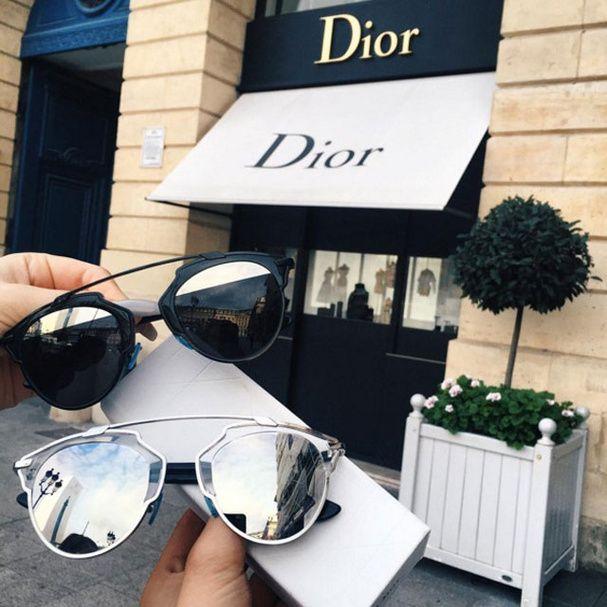 Les 34 tendances mode les plus instagrammées de l année 2015. Les 34  tendances mode les plus instagrammées de l année 2015 Lunette Dior ... 3993729318b0