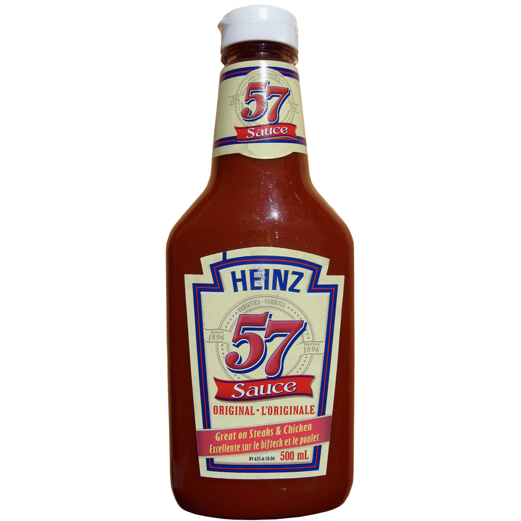 Heinz 57 Sauce recipe Recipes Pinterest Sauces