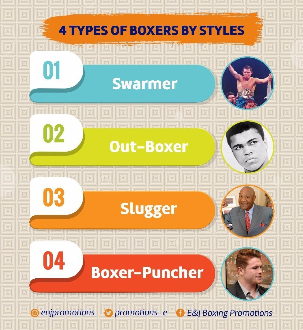 To The Untrained Eyes All Boxers Have The Same Style But We Want You To Be More Sophisticated Than That There Are Four Commonly Reco Fashion Box Boxer Style