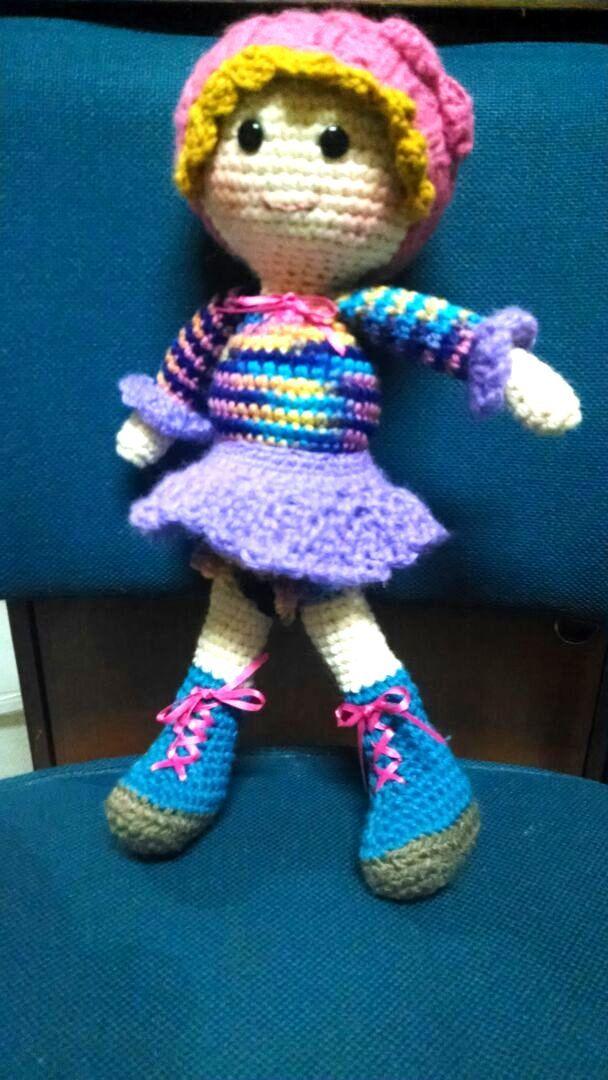 doll crochet | Crochet Sweet | Pinterest