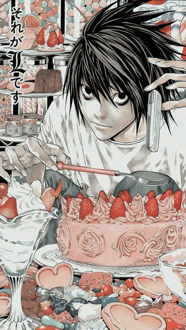 Fondos de Pantalla Anime ヽ(^o^ )^_^ )ノ  - Death Note