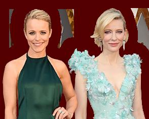 Despliegue De Glamour En La Alfombra Roja De Los Oscar Moda Glamour 2017 Moda
