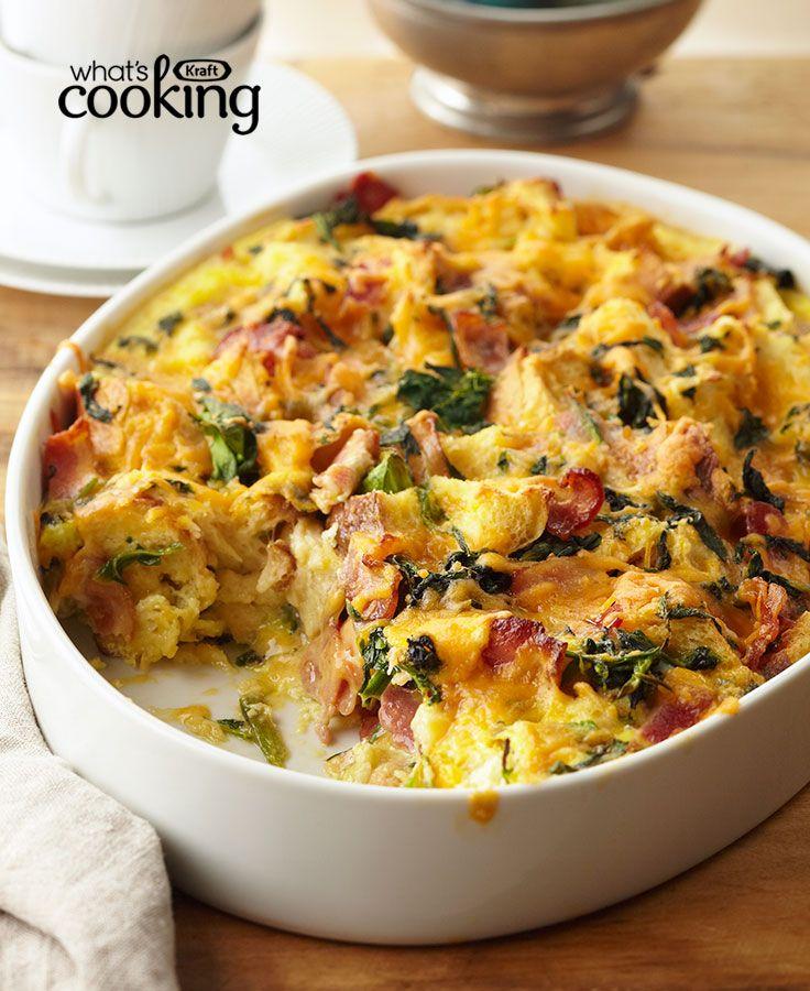 Baked Eggs, Breakfast Recipes