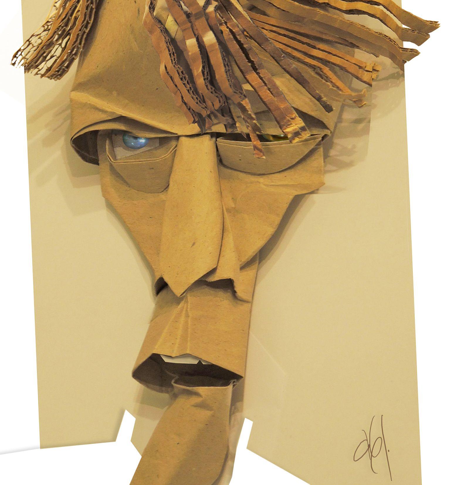 David BOWIE | Art, Caricatures