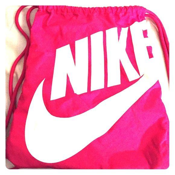 Nike drawstring bag | Bags, Dbs and Nike