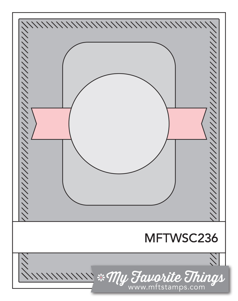 MFT Card Challenges: Wednesday Sketch Challenge - Sketch 236 ...