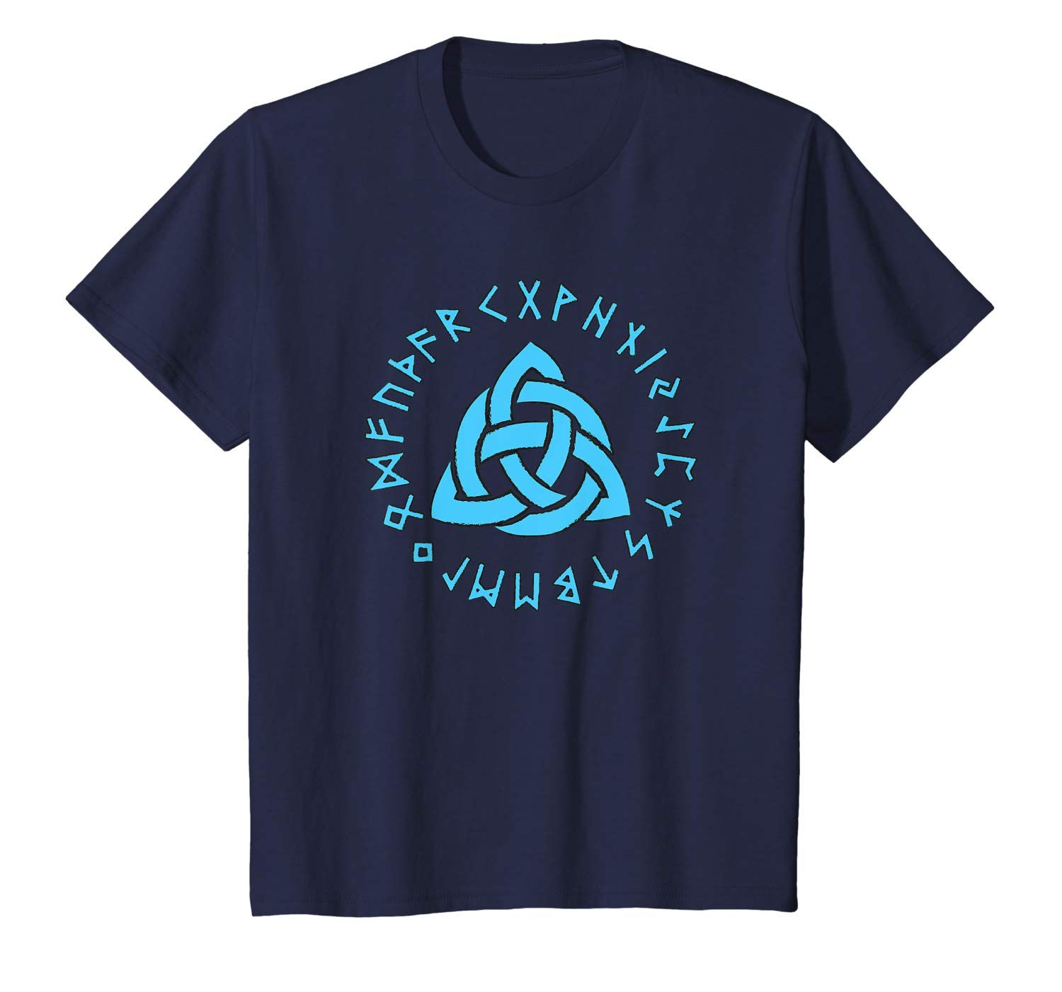 Vikings Norse Mythology Celtic Knot Symbol T-Shirt #norsemythology