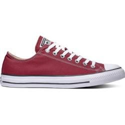 Photo of Converse Herren Sneaker Chuck Taylor All Star Seasonal – Ox -, Größe 42 ½ In Maroon, Größe 42 ½ In M