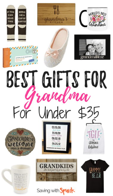 Best Christmas Gifts For Grandma Under 35 Christmas Gifts For