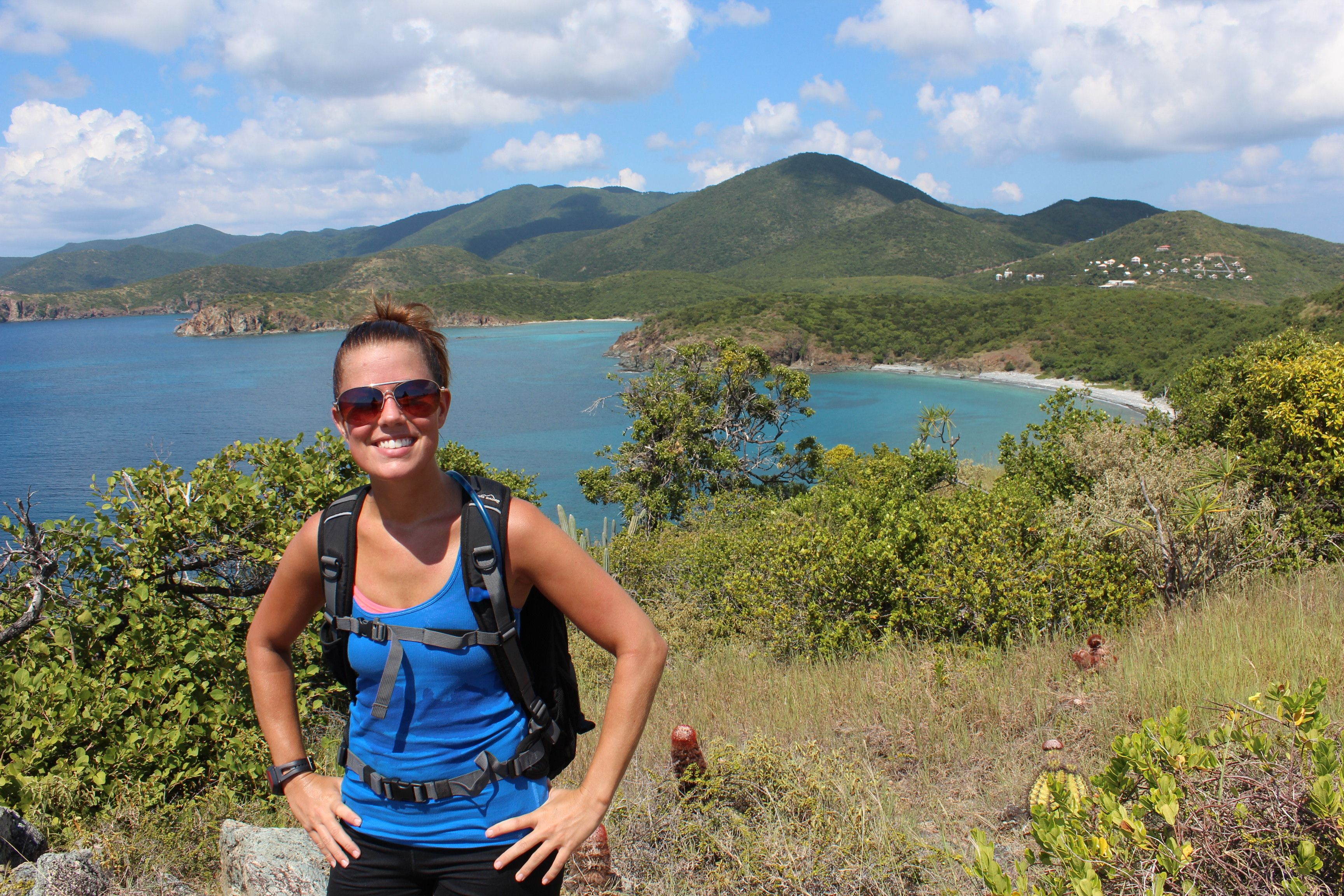 Hiking Every Trail on St John Virgin Islands  Places to Go