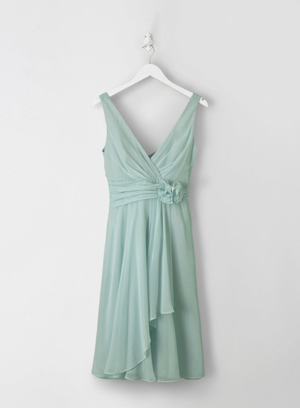 Dark Mint Amber Short Bridesmaid Dress - BHS | Wedding inspiration ...