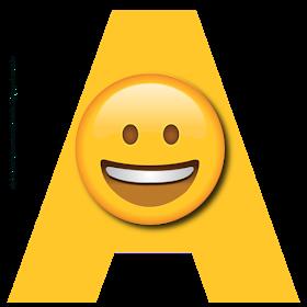 Alphabets By Monica Michielin Emoji Alphabet Png Alphabet Emoji Png