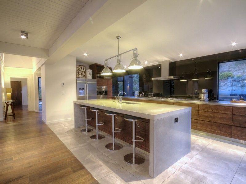 Casas Minimalistas y Modernas cocinas modernas Cocinas pequeñas - cocinas pequeas minimalistas