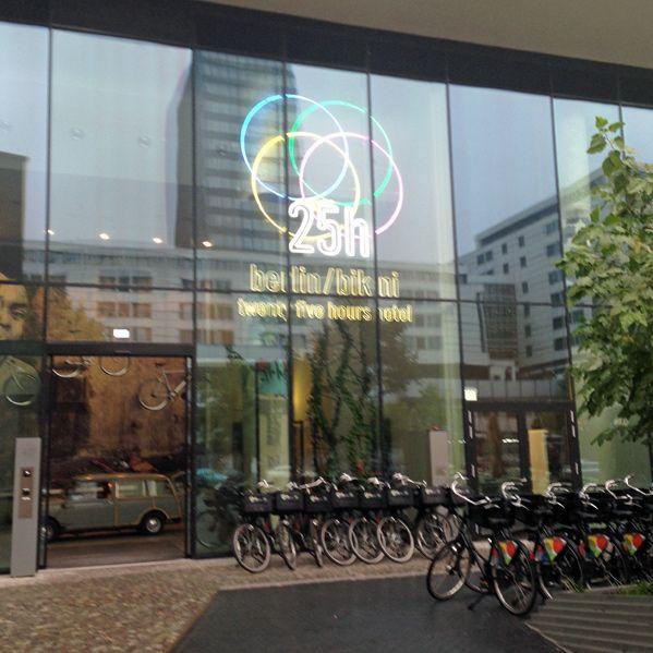 25h Berlin 25h hotel berlin berlin