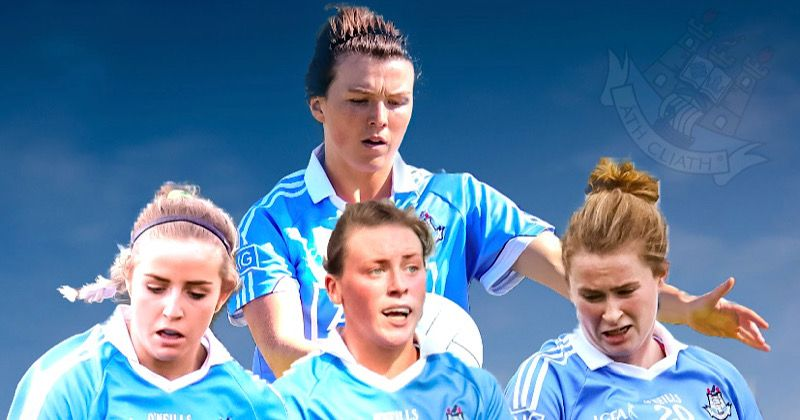 Dublin Team Announcement Caffrey Mcginley Mccaffrey And Mcdonnell Return To Team Dublin Martha Byrne Karen O