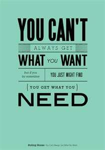 Needs Vs Wants Quotes Music Quotes Music Lyrics Quotes