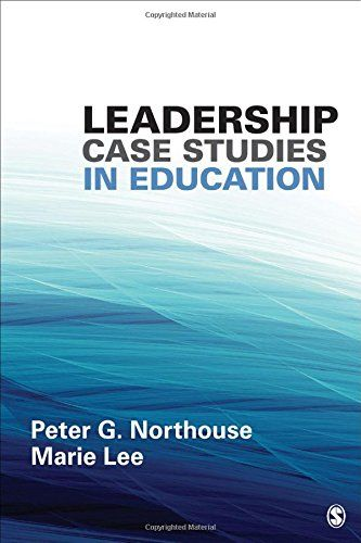 educational case studies leadership 4 school leadership study: case studies of exemplary programs case studies combining qualitative and survey data provide a comprehensive analysis of each pro- gram within its regional and state contexts, including the costs of implementing each program model.