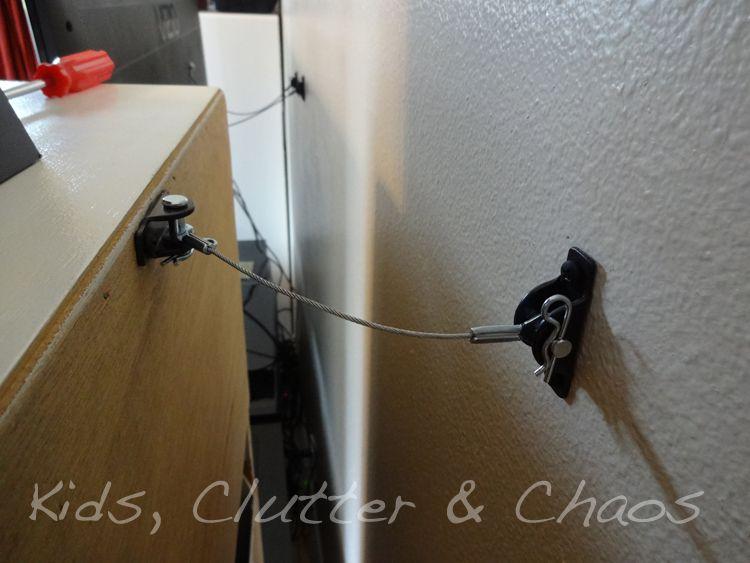 Hangman Anti Tip Furniture Tv