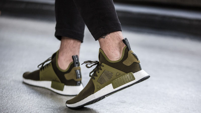 the best attitude cf66d 56f2c Professional Adidas NMD XR1 Olive Green Primeknit | Adidas ...