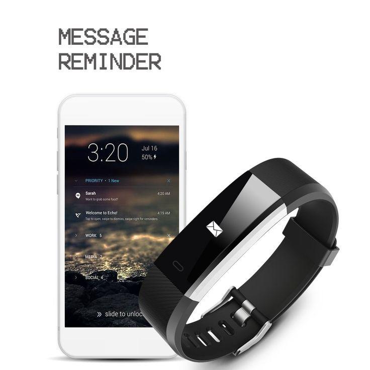 Smart Wrist Fitness Tracker für Xiaomi Preis: 38.52 & KOSTENLOSER Versand ...  #fitness #kostenloser...