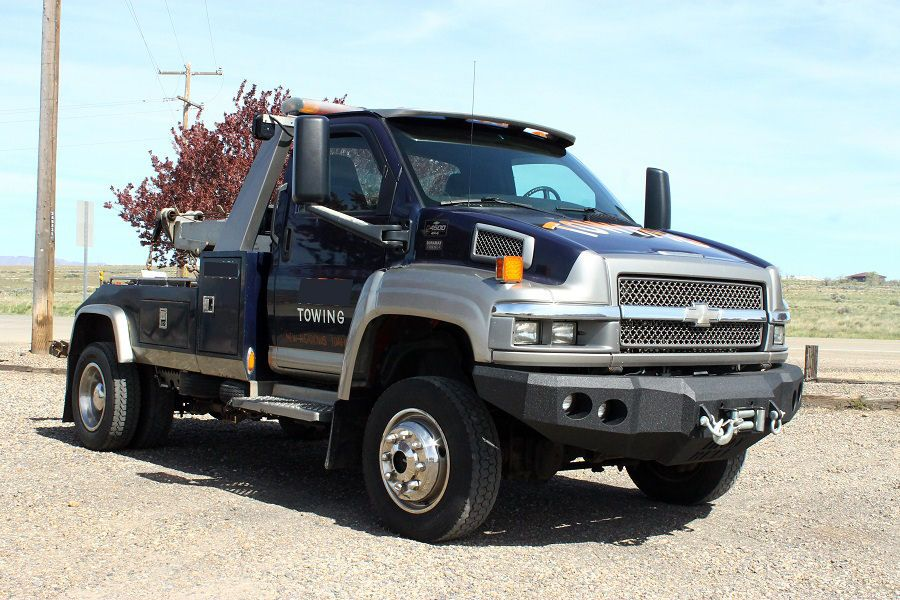 Idaho Wrecker Sales Tow Trucks For Sale 2005 Chevrolet Kodiak