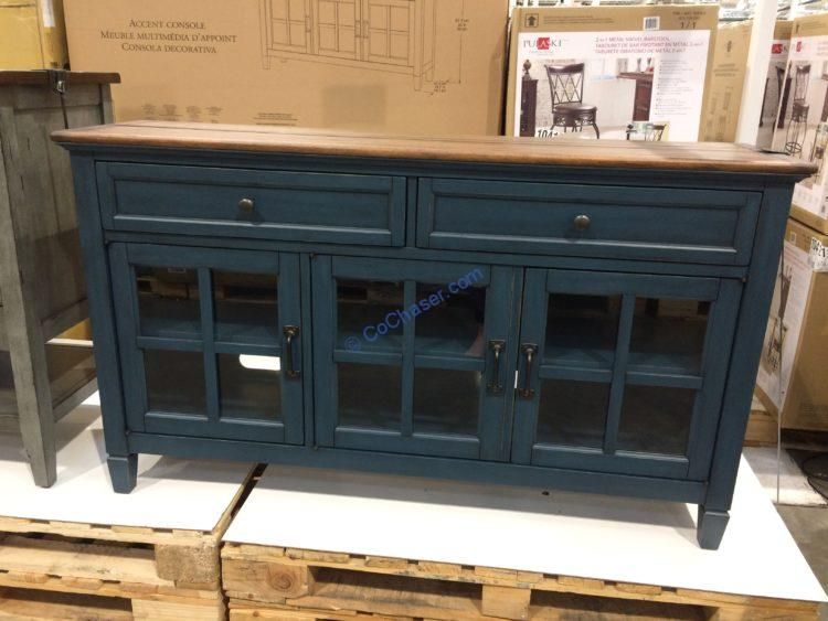 Pike And Main 55 Accent Cabinet Costco Furniture Accent