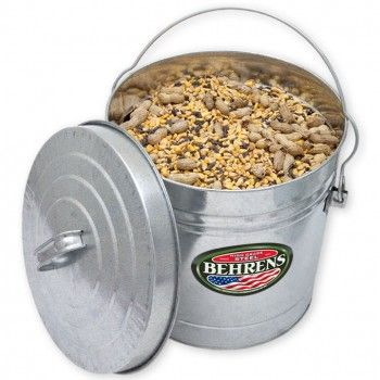 Rodent proof seed storage Behrens Locking Lid Can  sc 1 st  Pinterest & Rodent proof seed storage: Behrens Locking Lid Can | Mouse proof ...