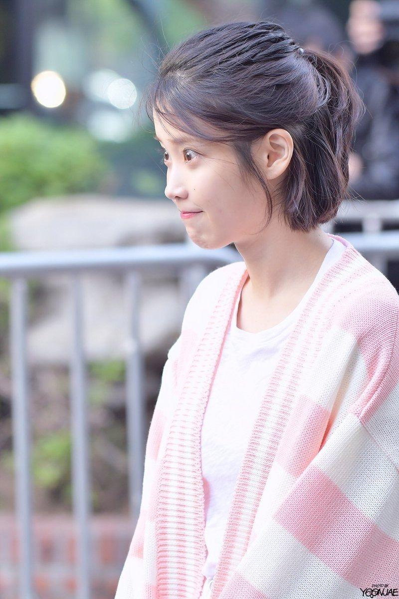 Jieunology 170428 Music Bank Cr 윤재 Hair Amp Beauty
