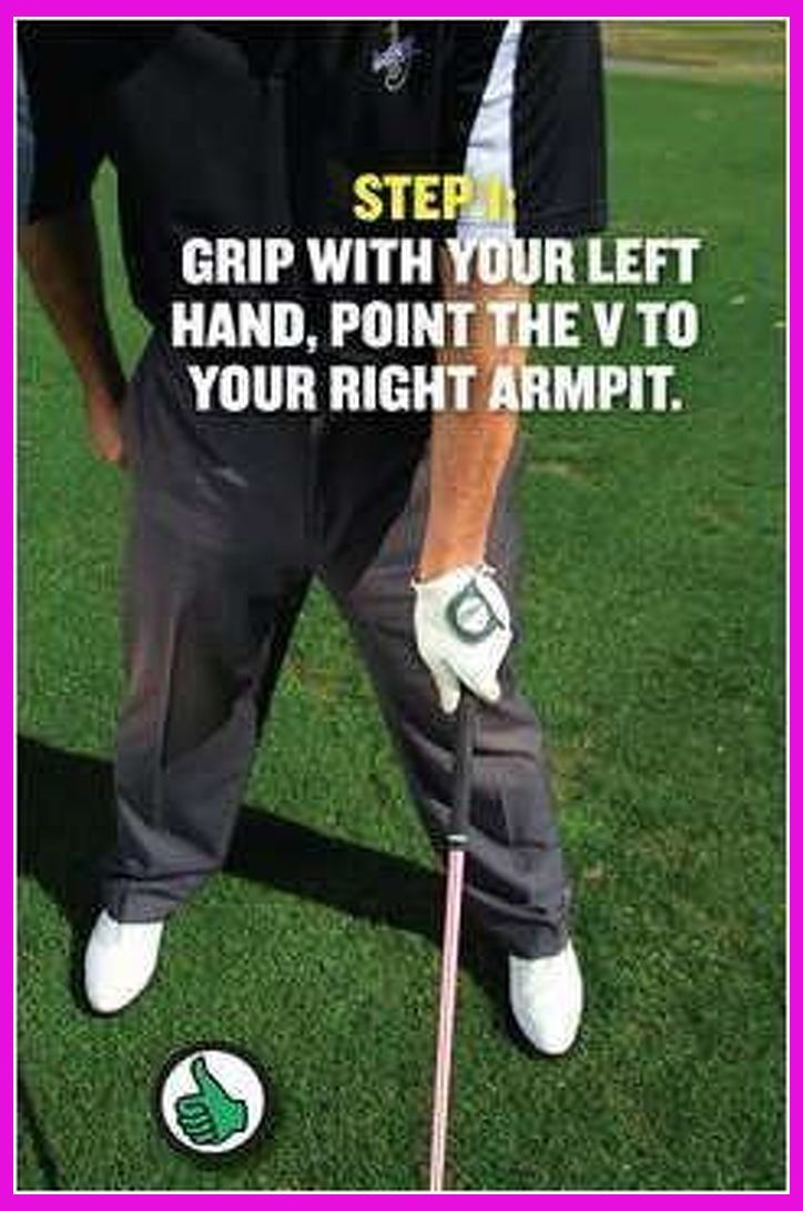 4 steps for the perfect golf swing how to swing a golf