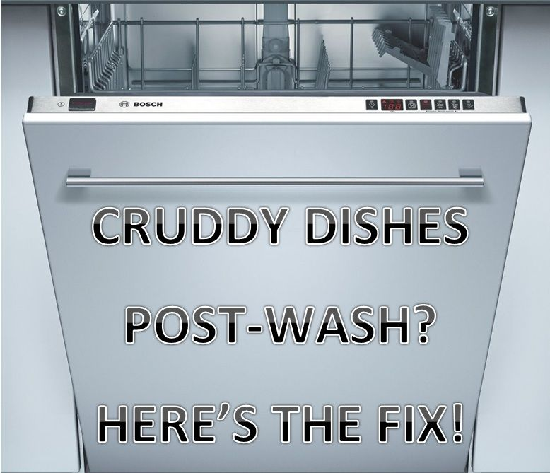 Getting Stuck On Food On Clean Dishes Maybe You Need To Clean Your Dishwasher Filter Cleaning Your Dishwasher Cleaning Hacks Dishwasher Filter