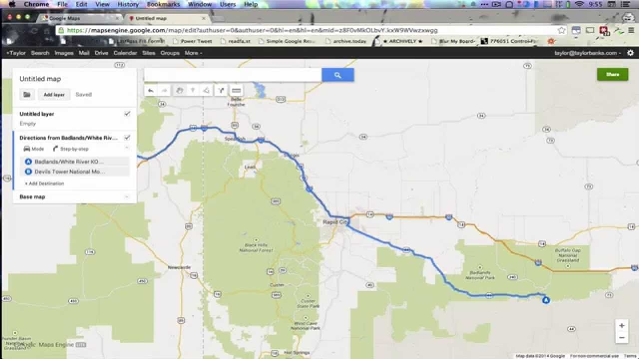 How to use google maps trip planner and google earth for route how to use google maps trip planner and google earth for route planning publicscrutiny Images