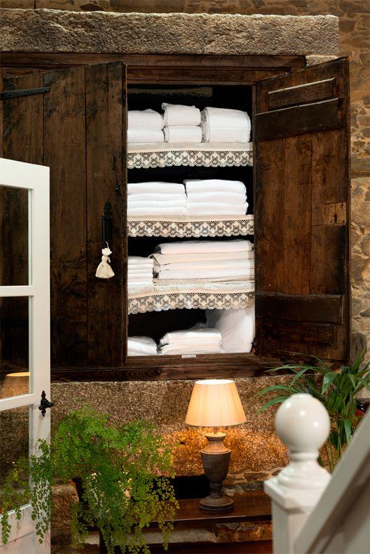 Country House closet decorado y ambientado por KdK Interiorismo SL