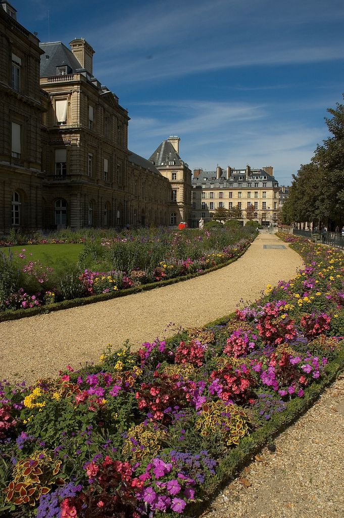 Jardin Du Luxembourg Cool Places To Visit Paris Travel Places