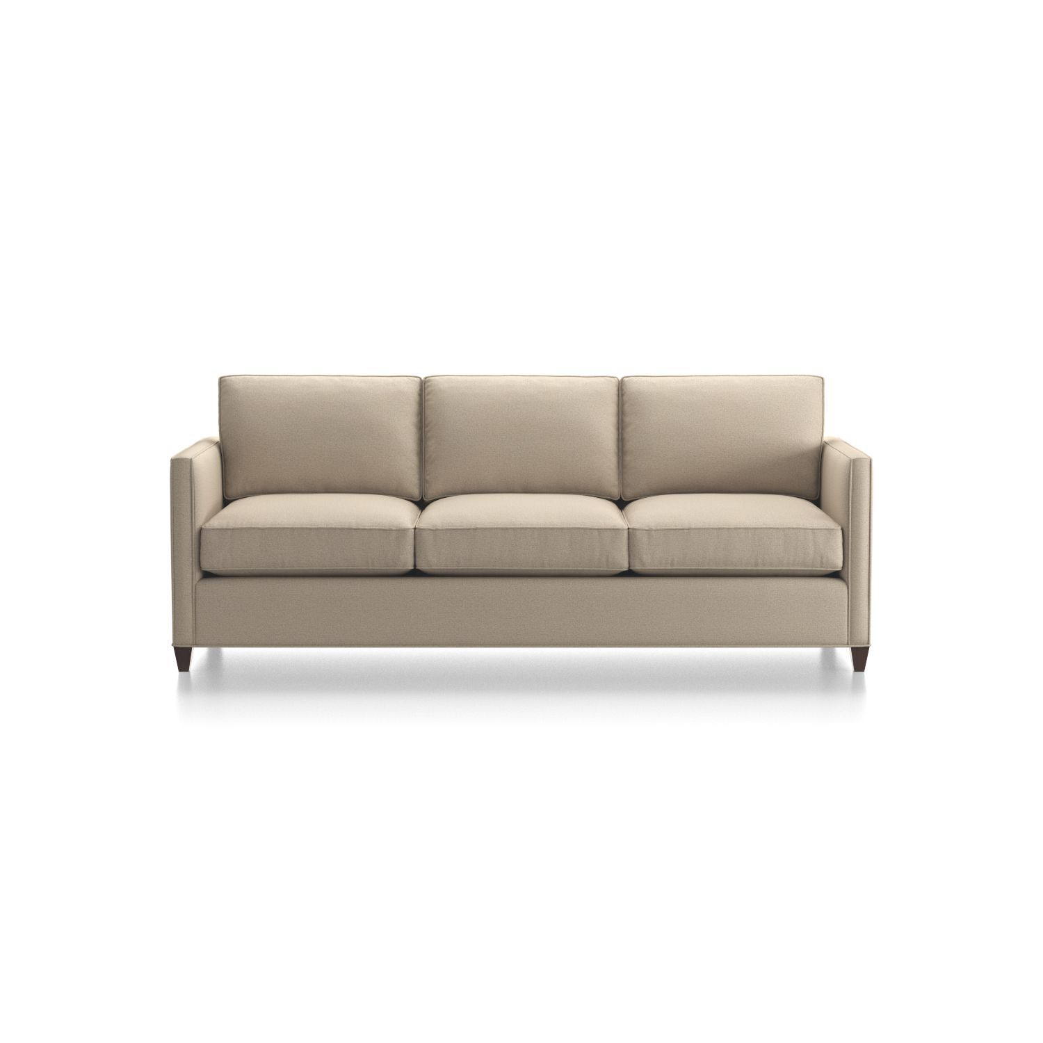 Shop Dryden 3 Seat Sofa For A Bit Of Sparkle And Classic