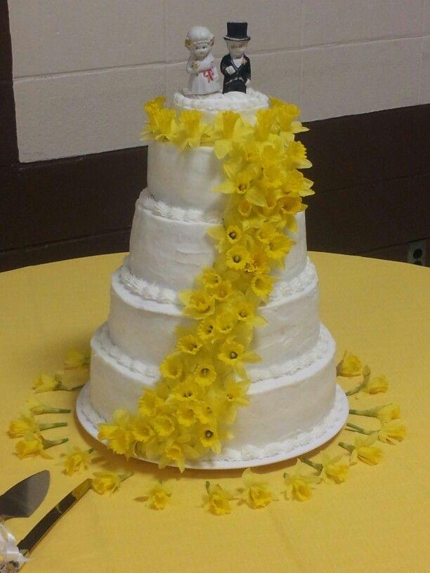 Daffodil wedding | Inspiring Ideas | Pinterest | Wedding, Weddings ...
