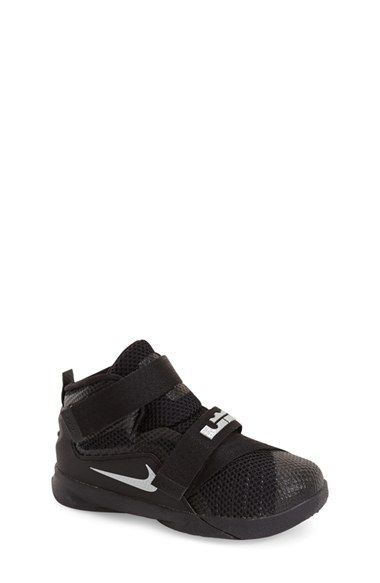 2c5626c21d476a Nike  LeBron Soldier IX  Basketball Shoe (Baby
